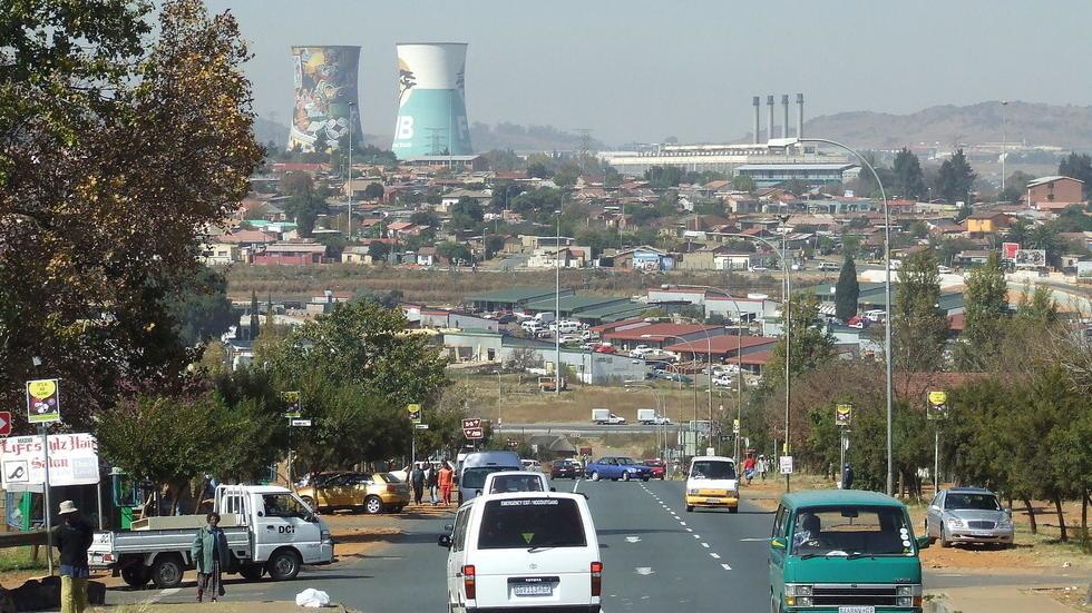 Coronavirus: L'Afrique du Sud entre en confinement !
