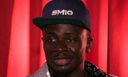 Sport Business : Sadio Mané dépose sa marque SM10