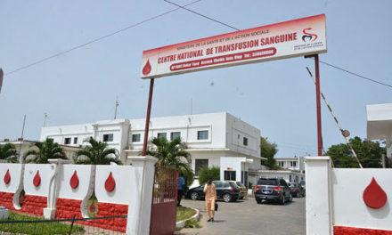 Coronavirus: Le centre de transfusion sanguine enregistre un déficit de 25% des collectes