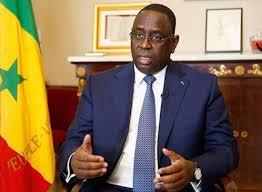 "Coronavirus: Macky Sall : "" Le Sénégal vaincra"""
