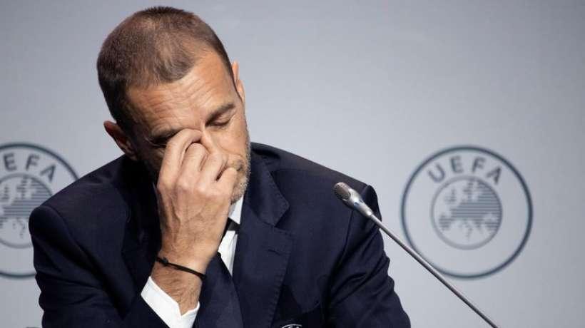 Europe / Covid 19 : L'UEFA dans la tourmente !