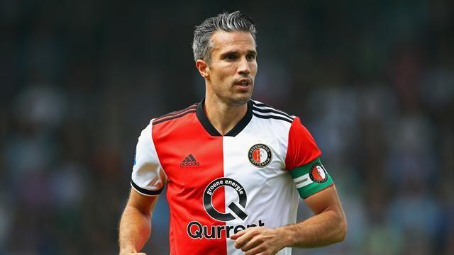 Feyenoord : Robin van Persie intègre le staff