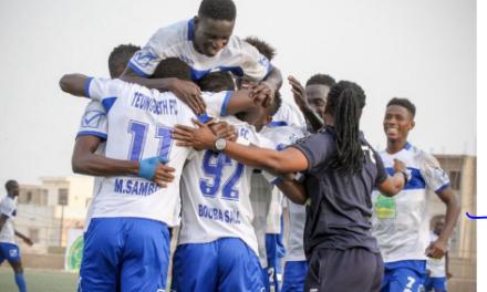 Ligue 1: Bilan à mi-parcours: Teungueth invaincu, le champion en titre en difficulté