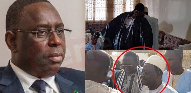"Émouvantes retrouvailles avec Moustapha Diakhaté: le ""khoutba"" de Mbaye Ndiaye"