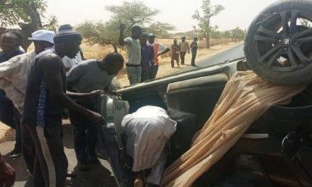 Route de Porokhane : Un accident fait 2 morts 44 blessés