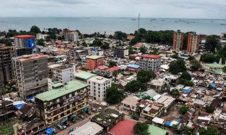 Guinée: Coups de feu aux abords d'un camp militaire de Conakry