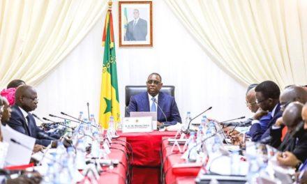 Communiqué du Conseil des ministres du 11 mars 2020