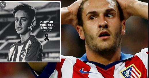 Atlético de Madrid : Décès d'un jeune joueur de 14 ans
