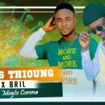 Bass Thioung et Bril dévoilent « Noy Moyto Corona » (Audio Officiel)