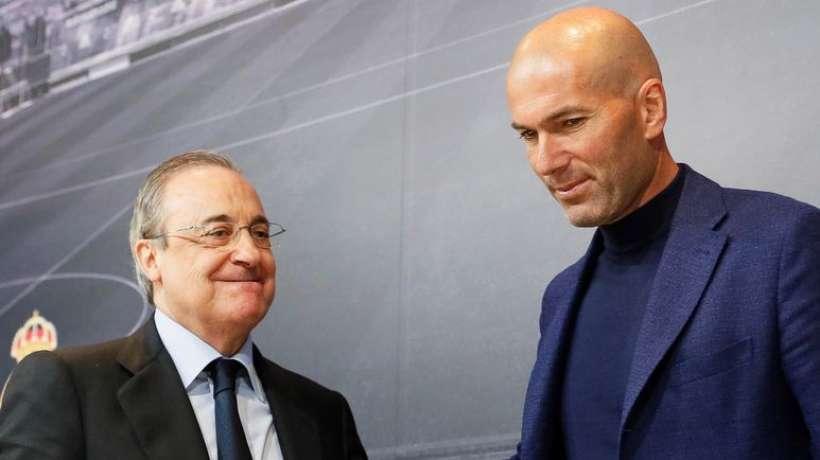 Real Madrid : La décision est tombée pour Zinedine Zidane !