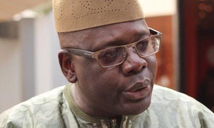 Sortie de Moustapha Diakhaté sur la loi d'habilitation: Me Djibril War demande son arrestation