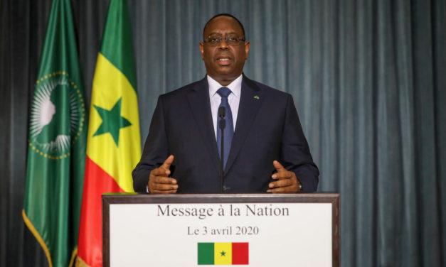 Fête du 4 avril : L'intégralité du discours du Chef de l'Etat !