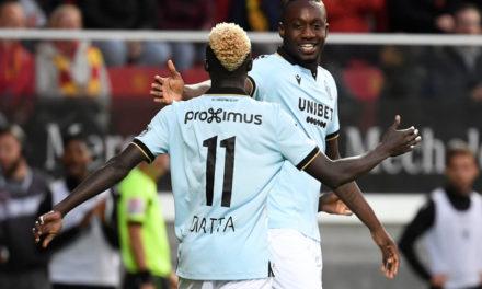 Belgique : Saison interrompue, Krépin et Mbaye Diagne sacrés !
