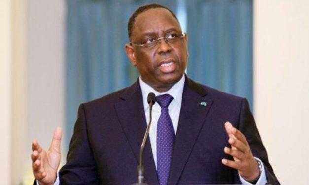Macky Sall prévient les Sénégalais : « Ne baissons pas la garde »