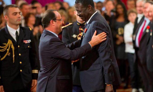 France : François Hollande rend hommage à Pape Diouf