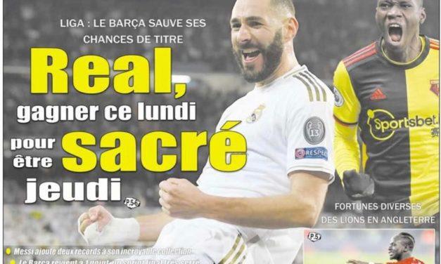 """But magistral avec le Real Madrid, Benzema """"ferme un peu des bouches"""" selon Zidane"""