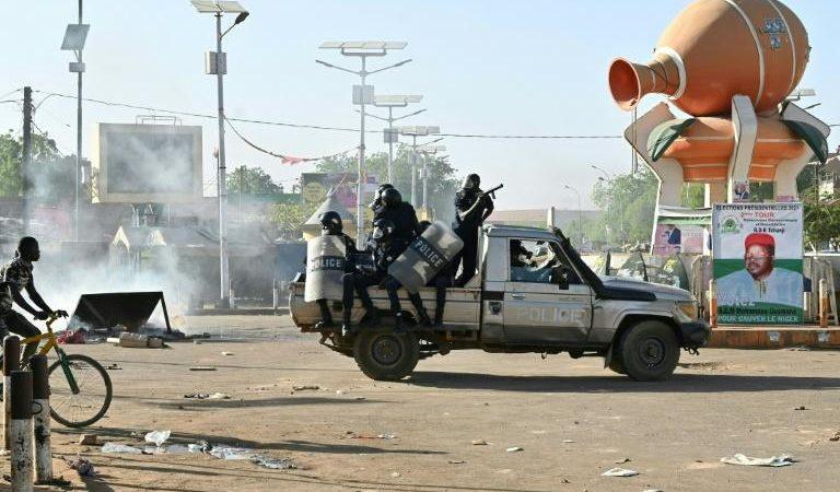 INTERNATIONAL: Coup d'ètat manqué au Niger
