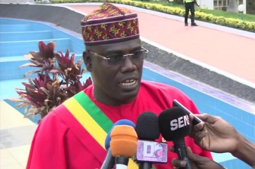 Serigne Cheikh Abdou Mbacké Bara Dolly n'accuse-t-il pas  Ousmane SONKO d'être le commanditaire des meurtres lors des manifestations ????