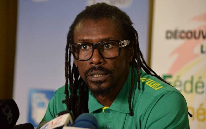 Sport : Aliou Cissé perd 4cadres contre Congo et l'Eswatini.