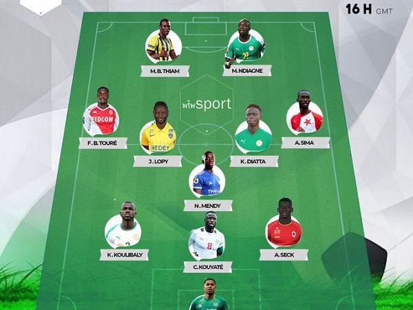Eliminatoires CAN 2022 – Sénégal vs Eswatini : La composition officielle des Lions