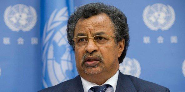 Mahamat Saleh Annadif, le nouveau patron des casques leus en Afrique de l'ouest et le sahel