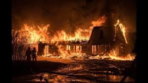 URGENT : Le siège de Promovilles en flammes à Diamniadio