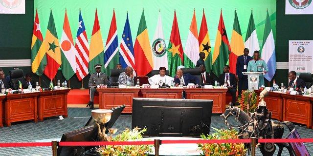 La CEDEAO renouvelle son engagement sur la lutte contre le terrorisme