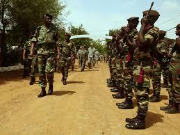 Le général Cheikh Wade prend le commandement des armés le jeudi au camp dial Diop .