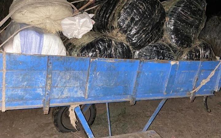 Douane : ,4 tonnes de Yamba d'une valeur de 112 millions saisis par la douane sénégalaise