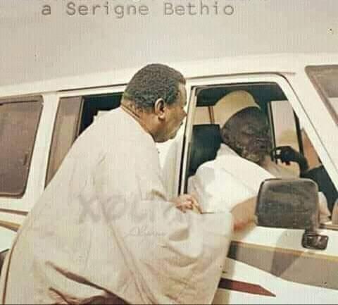 2 ans déjà, Cheikh BÉTHIO est allé auprès du SEIGNEUR.