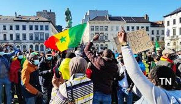 Bruxelles :  Macky Sall en VIP lors de son séjour.
