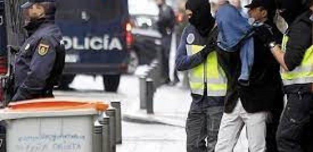 Espagne: de la drogue et 6370 euros trouvés par dévers un sénégalais