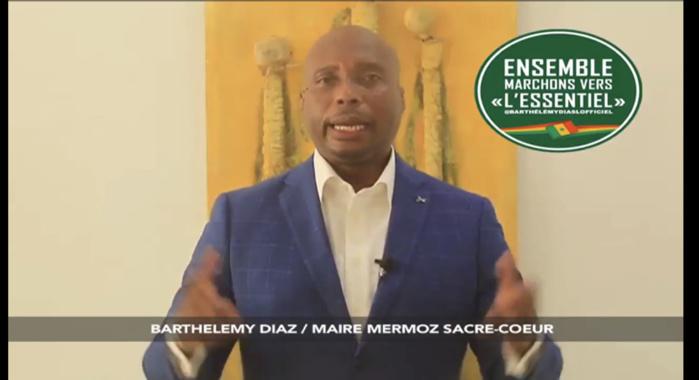Barthélemy Dias / Il a déjà violé la loi électorale (…) Il doit impérativement régler 7 grandes questions… »MACKY  SALL VEU DRIBBLER L'OPPOSITION