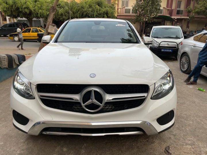 Mercedes GLC 300  Année 2017:Prix 35 Million FCFA