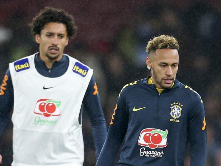 Jeux Olympique: Le PSG refuse de libéré Marquinhos et Neymar