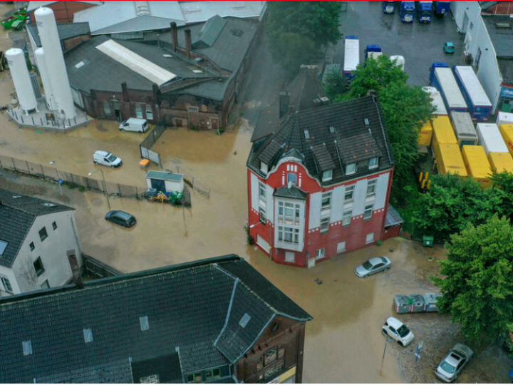 Allemagne: au moins 19 morts et des dizaines de disparus dans des intempéries dans l'ouest