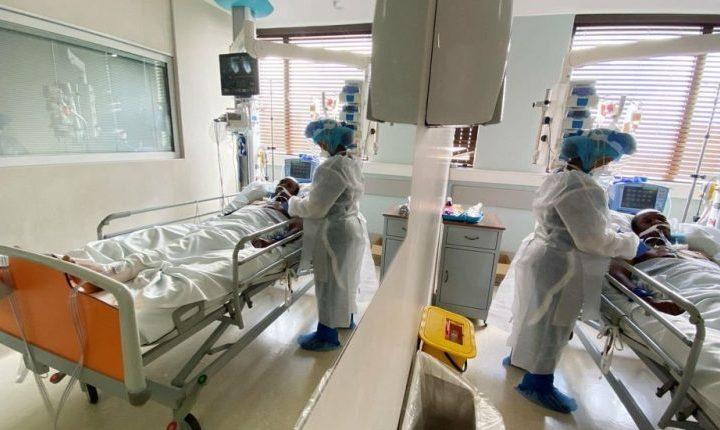 3e vague : témoignage poignant d'un jeune malade sur son lit d'hôpital (Vidéo)