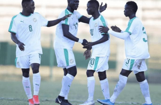 Sport: coupe COSAFA Sénégal vs Eswatini les lions en final !Pape seydou Ndiaye héroïque
