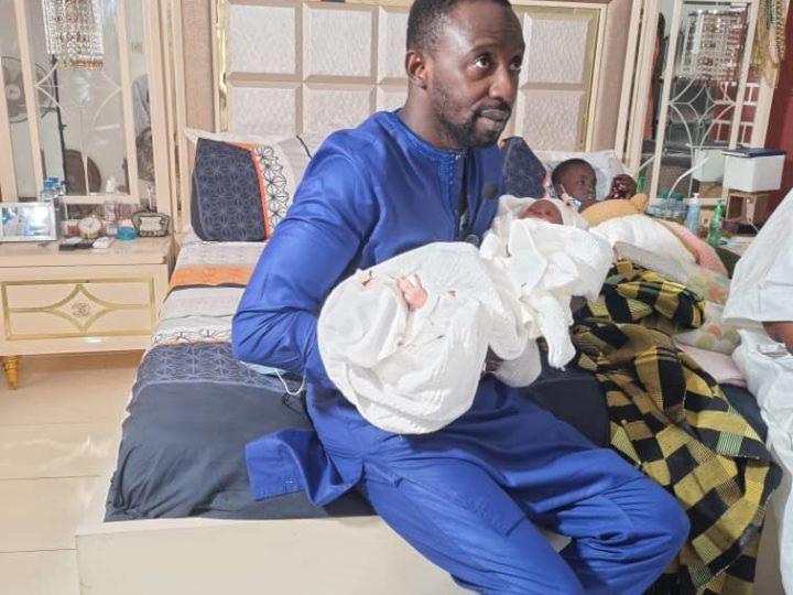 Medina:Baptème chez Biram Sassoum Sy, ancien maire de la Médina : Cheikh Ahmed Tidiane Ba envoie une délégation