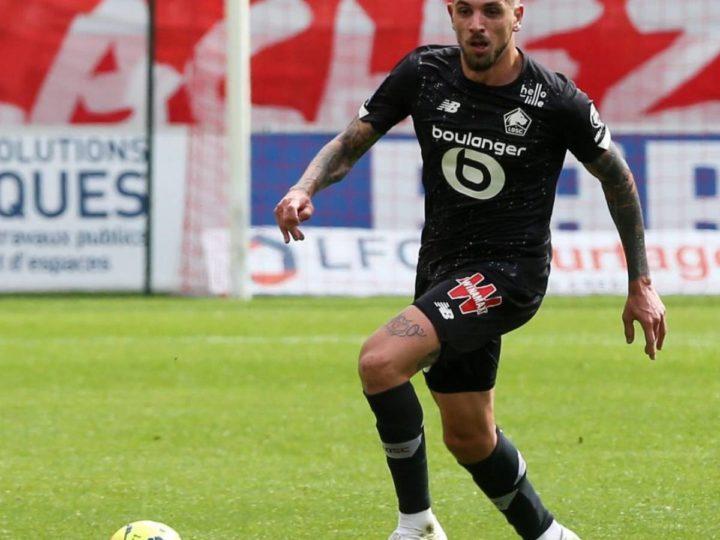 FOOTBAL-Lille: Xeka sort du silence après sa bagarre avec Tiago Djalo
