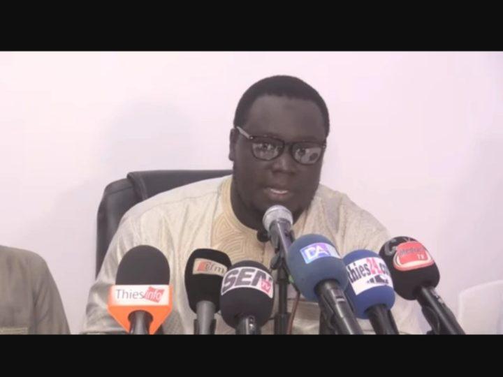 Politique :Babacar Dione du Pastef rejoint Abdoulaye Dièye du mouvent siggi Jotna