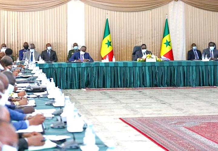 Politique conseil des ministres :le président relance la machine