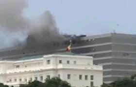 Politique :le président ferme le building administratif !