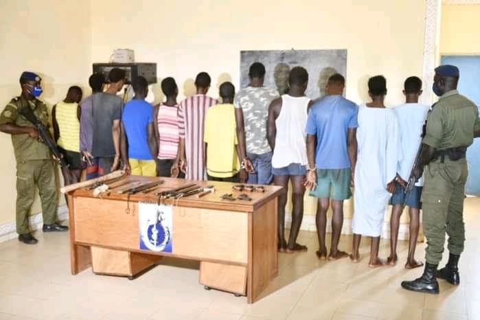 Justice :Vol à main armée et viol à Darou Ndoye / Méouane : les assaillants de la maison de l'américain arrêtés.