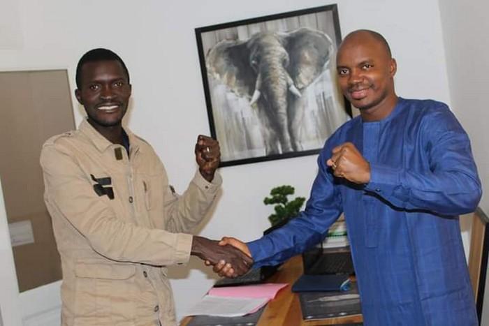 Guinée : le FNDC annonce le retour de Sékou Koundouno, Ibrahima Diallo et cie