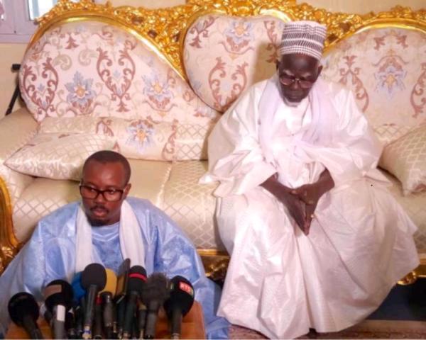 Politique :Serigne Bass Abdou Khadre sur les Locales à Touba :  «Il n'y aura que la liste du khalife»